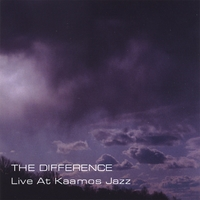 Steve Webb/The Difference | Live At Kaamos Jazz