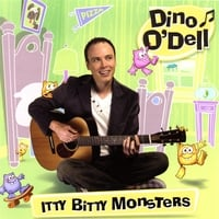Dino O'Dell | Itty Bitty Monsters