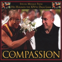 His Holiness The Xivth Dalai Lama, Tibet's Drepung Loseling Monks, Abbey of Gethsemani Sch | Compassion