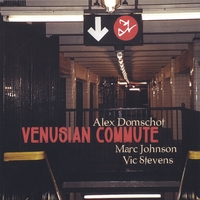 "Featured recording ""Venusian Commute"""