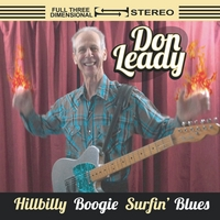 Don Leady | Hillbilly Boogie Surfin' Blues