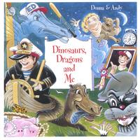 Donna & Andy | Dinosaurs, Dragons and Me