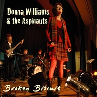 Donna Williams and The Aspinauts | Broken Biscuit