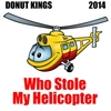 Donut Kings: Who Stole My Helicopter