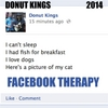 Donut Kings: Facebook Therapy (Radio Edit)