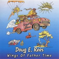 Doug E. Rees | Wings of Father Time