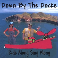 Down By the Docks | Ride Along Sing Along