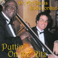 Album Puttin' on the Ritz by Art Davis