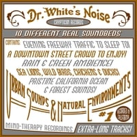 Dr. White's Noise | Urban Sounds and Natural Environments