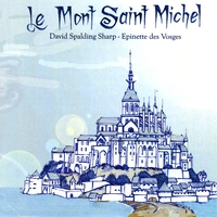 David Spalding Sharp | Le Mont Saint Michel