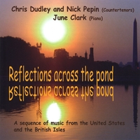 Chris Dudley, Nick Pepin, June Clark | Reflections across the Pond