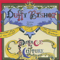 Duffy Bishop with her Palace of Culture | The Queen's Own Bootleg