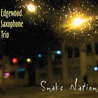 Edgewood Saxophone Trio | Snake Nation