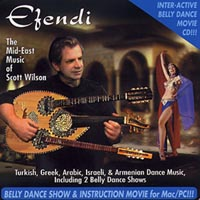Scott Wilson | Efendi the Mid-east Music of Scott Wilson
