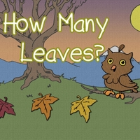 Elf Learning | How Many Leaves?