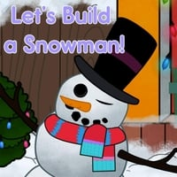 Elf Learning | Let's Build a Snowman