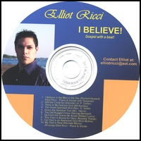 Elliot Ricci: I Believe!