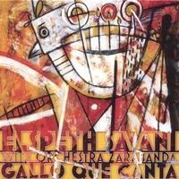 Orchestra Zarabanda - Gallo Que Canta CD cover