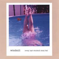 Skivomslag för Every Last Windmill Shall Fall