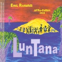 Albumcover für Luntana