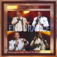 Endurance | Right On Time (feat. Mr. Andre Tate)