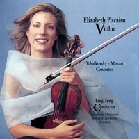 Elizabeth Pitcairn | Tchaikovsky Violin Concerto - Mozart A Major