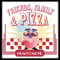 Ernie & Neal | Friends, Family & Pizza