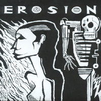 Skivomslag för Erosion
