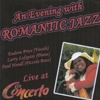 Eudora Price | An Evening of Romantic Jazz Live at Cafe Concerto