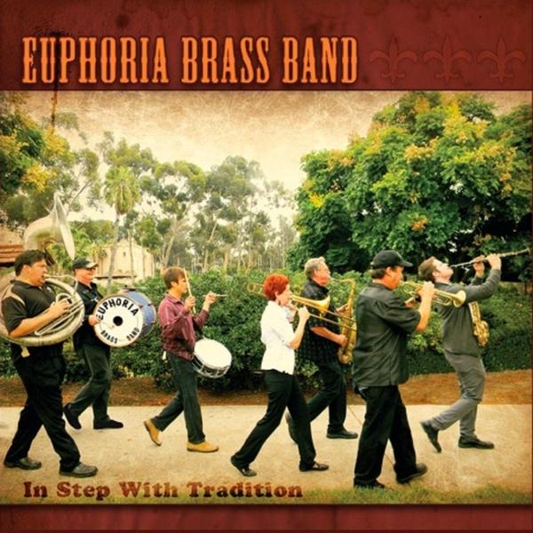 Music — Euphoria Brass Band