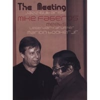 MIKE FAGEROS/MARION BOOKER: The Meeting (DVD)