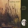 Farallon Recorder Quartet: Ludwig Senfl