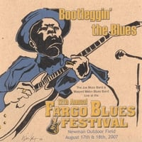 12th Annual Fargo Blues Festival: Bootleggin' the Blues