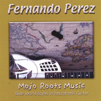 Fernando Perez | Mojo Roots Music