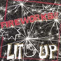Albumcover für Lit Up