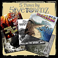 Five Townz | Five Tunes By Five Townz