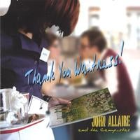 John Allaire | Thank You Waitress!