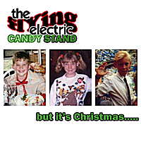 The Flying Electric Candy Stand | but it's Christmas...