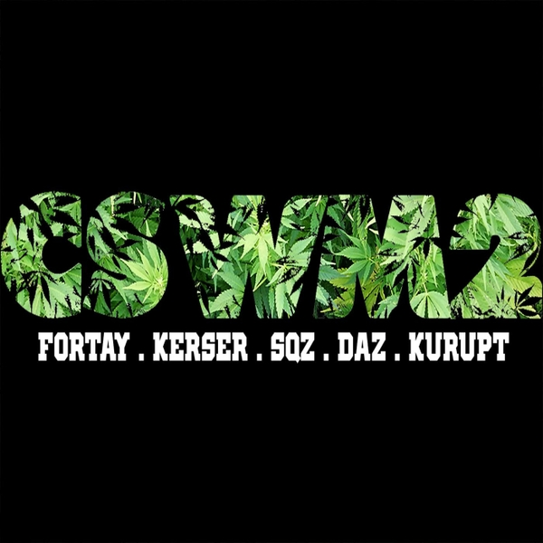 kerser fortay come smoke with me
