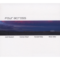 "Featured recording ""Four Across"""