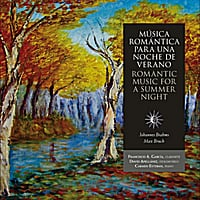 Francisco Antonio Garcia, David Apellaniz & Carmen Esteban | Romantic Music For a Summer Night, Clarinet Trio in A minor op.114 by Johannes Brahms and Eight Pieces, Op. 83 by Max Bruch