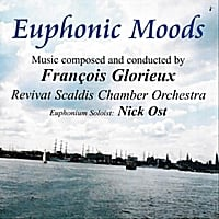 François Glorieux, Nick Ost & Revivat Scaldis Chamber Orchestra | Euphonic Moods