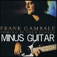 Frank Gambale | Coming to Your Senses Minus Guitar