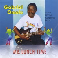 Gabby Omolo | Mr. Lunch Time