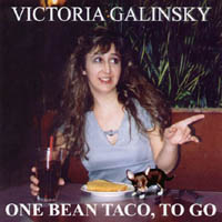 Victoria Galinsky | One Bean Taco, To Go