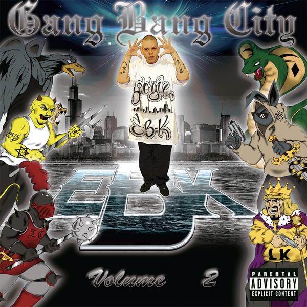 Gang Bang City   Gang Bang City, Vol. 2   CD Baby Music Store