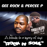 Gee Rock & Tha Cnd Coalition | Rock n Soul ( A Tribute to a Legacy of Vinyl )