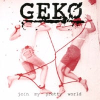 Album cover for Join My Pretty World