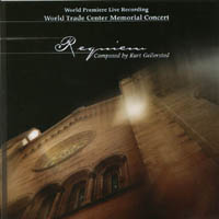 Kurt Gellersted | Requiem: The World Trade Center Memorial Concert