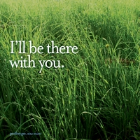 Geoffrey Gee | I'll Be There With You